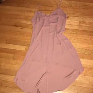 Dresses & Skirts - Mauve slip dress